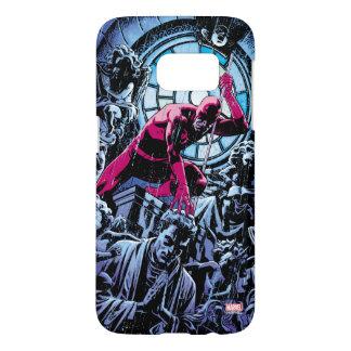 Daredevil Inside A Church