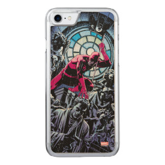 Daredevil Inside A Church Carved iPhone 7 Case