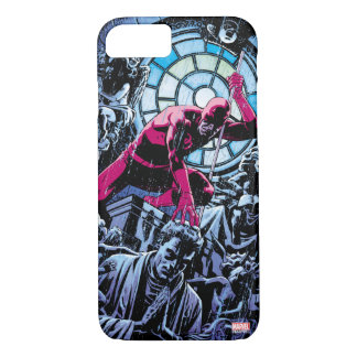 Daredevil Inside A Church iPhone 8/7 Case