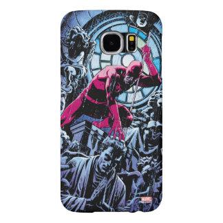 Daredevil Inside A Church Samsung Galaxy S6 Cases