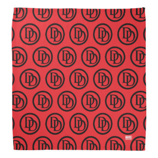 Daredevil Logo Bandana