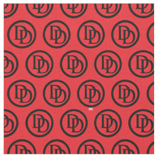 Daredevil Logo Fabric