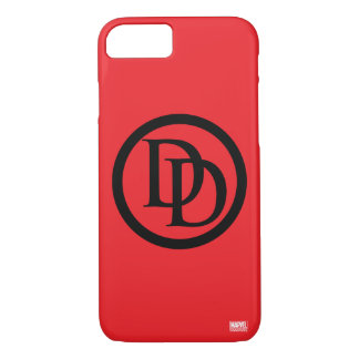 Daredevil Logo iPhone 7 Case
