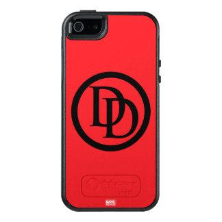 Daredevil Logo OtterBox iPhone 5/5s/SE Case