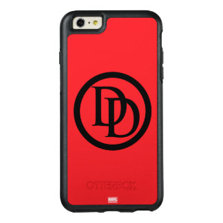 Daredevil Logo OtterBox iPhone 6/6s Plus Case