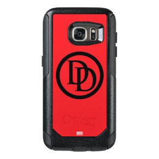 Daredevil Logo OtterBox Samsung Galaxy S7 Case