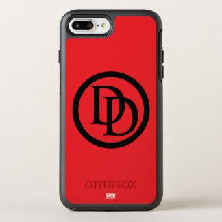 Daredevil Logo OtterBox Symmetry iPhone 7 Plus Case