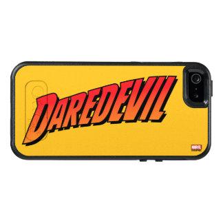Daredevil Name Logo OtterBox iPhone 5/5s/SE Case