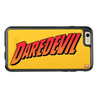 Daredevil Name Logo OtterBox iPhone 6/6s Plus Case