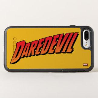 Daredevil Name Logo OtterBox Symmetry iPhone 7 Plus Case