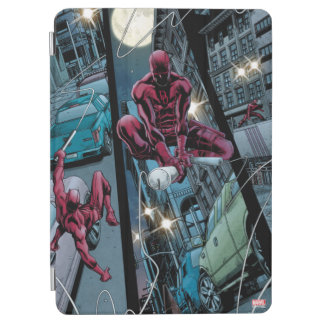Daredevil Running Through The City iPad Air Cover