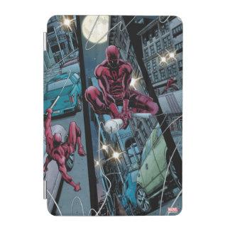 Daredevil Running Through The City iPad Mini Cover