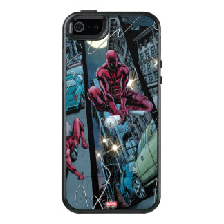 Daredevil Running Through The City OtterBox iPhone 5/5s/SE Case