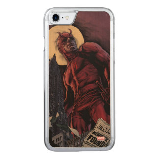 Daredevil Saga #1 Carved iPhone 7 Case
