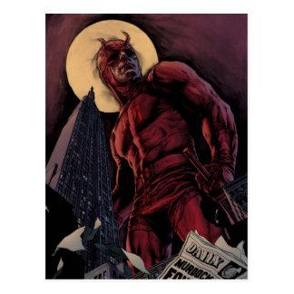 Daredevil Saga #1 Postcard