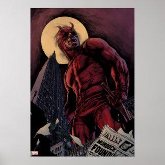 Daredevil Saga #1 Poster