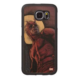 Daredevil Saga #1 Wood Phone Case