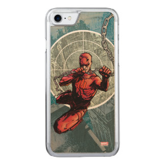 Daredevil Senses Carved iPhone 7 Case