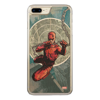 Daredevil Senses Carved iPhone 8 Plus/7 Plus Case