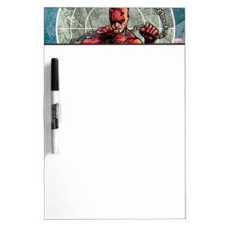 Daredevil Senses Dry Erase Board