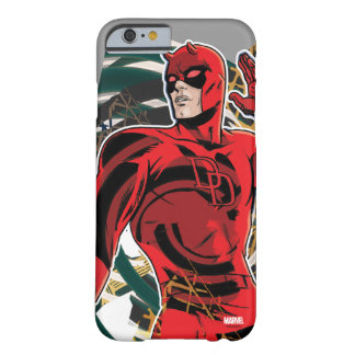 Daredevil Sensory Swirl Barely There iPhone 6 Case