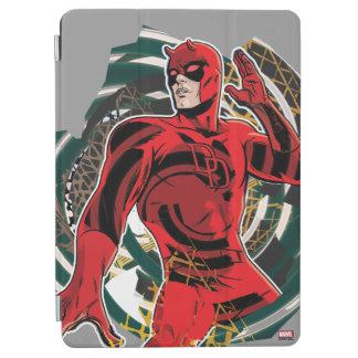 Daredevil Sensory Swirl iPad Air Cover