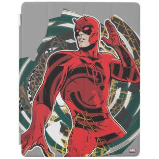 Daredevil Sensory Swirl iPad Cover