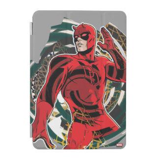 Daredevil Sensory Swirl iPad Mini Cover