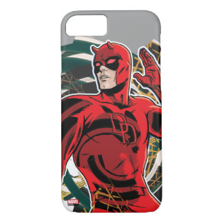 Daredevil Sensory Swirl iPhone 7 Case