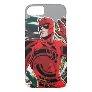 Daredevil Sensory Swirl iPhone 8/7 Case