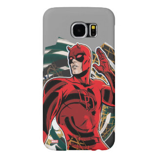 Daredevil Sensory Swirl Samsung Galaxy S6 Cases