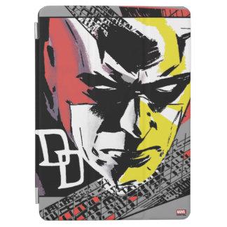 Daredevil Tri-Color Scaffolding Graphic iPad Air Cover