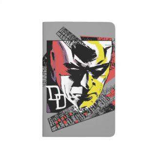 Daredevil Tri-Color Scaffolding Graphic Journal
