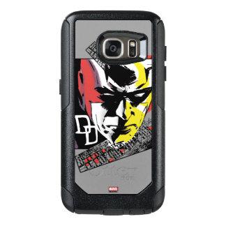 Daredevil Tri-Color Scaffolding Graphic OtterBox Samsung Galaxy S7 Case