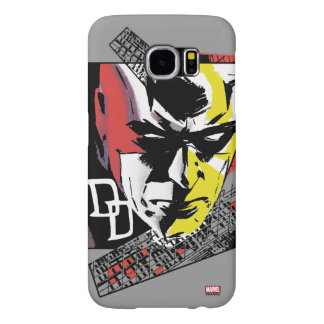Daredevil Tri-Color Scaffolding Graphic Samsung Galaxy S6 Cases
