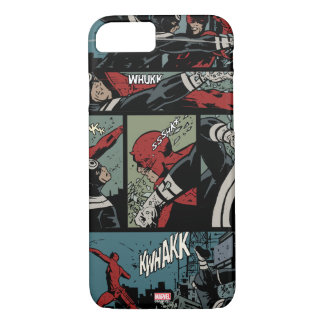 Daredevil Versus Bullseye iPhone 7 Case