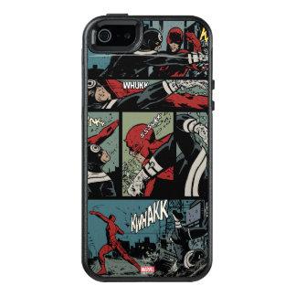 Daredevil Versus Bullseye OtterBox iPhone 5/5s/SE Case