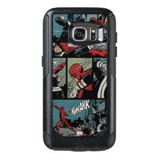 Daredevil Versus Bullseye OtterBox Samsung Galaxy S7 Case