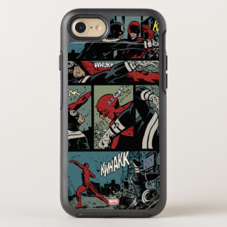 Daredevil Versus Bullseye OtterBox Symmetry iPhone 7 Case
