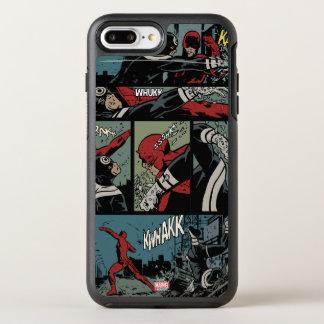 Daredevil Versus Bullseye OtterBox Symmetry iPhone 7 Plus Case