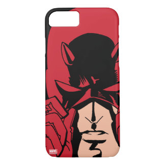 Daredevil's Mask iPhone 7 Case