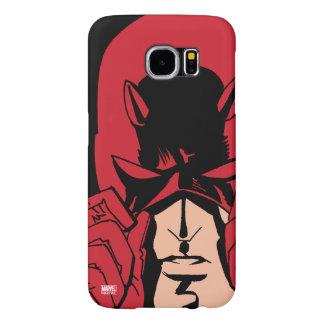 Daredevil's Mask Samsung Galaxy S6 Cases