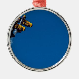 Daredevils Metal Ornament