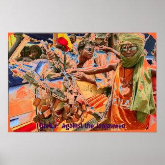 Darfur:  Against the Janjaweed II Print