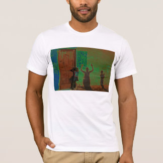 Darfur Doorway - Tee shirt - Customizable!