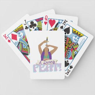 Daring Feat Poker Deck