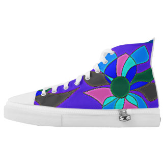 Daring unique design exclusive for you high tops