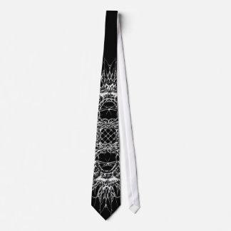 dark 666 tie
