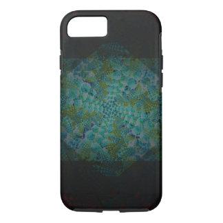 Dark Abstract Fractal Digital Art iPhone 8/7 Case