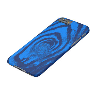 dark and light blue barely there iPhone 6 case
